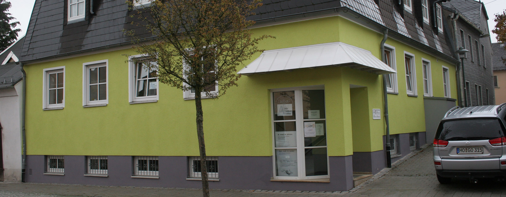 AZR Physiotherapie GmbH